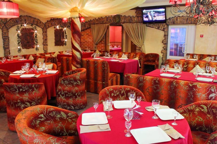 банкетный зал ресторана серов иваново основной